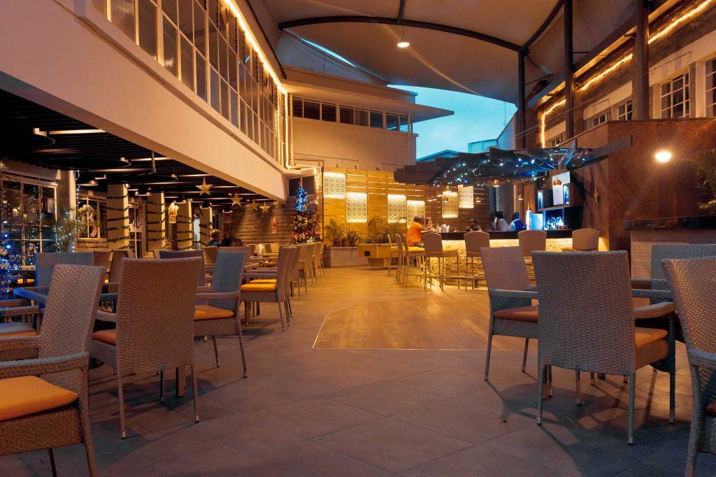 Goan Institute, Cafe